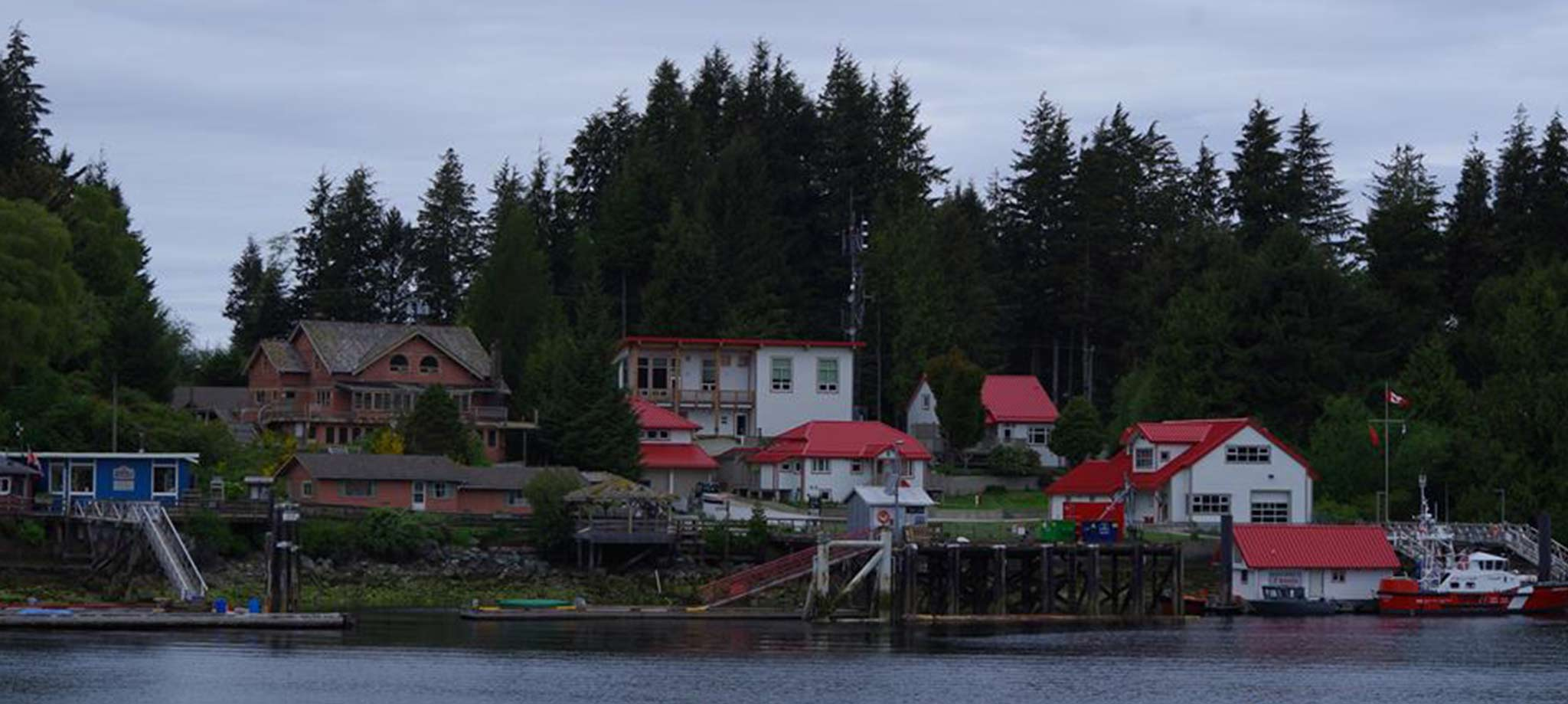 coast guard station bamfield