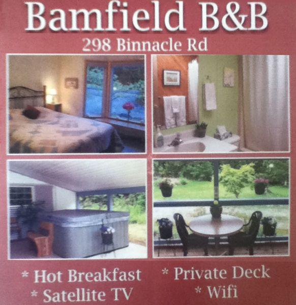 Bamfield B & B