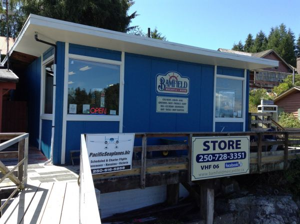 Bamfield Mercantile & Marine