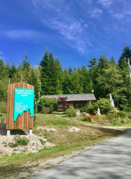 Eileen Scott Centennial Park/Campground & Info Centre